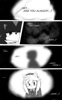 shadow's and he saw amy~! (i hope shadow will say: amy,you save me!*with a smexyyy look* XDDDDDDlol) anyway~enjoy~! Rose Tales Of Hedgehog Sonic The Hedgehog, Shadow The Hedgehog, Two Steps From Hell, Shadow And Amy, Sonic And Amy, Amy Rose, Beyond Words, Happy B Day, Red Hood