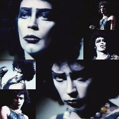 Oh, I'm coming by the way Tim looks. Tim Curry Rocky Horror, Rocky Horror Show, The Rocky Horror Picture Show, Rocky Pictures, Creatures Of The Night, I Cool, Queen, Movies And Tv Shows, I Movie