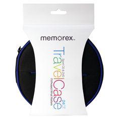 Memorex CD/DVD TravelCase 24ct