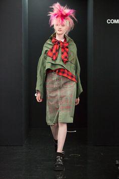 トリコ・コム デ ギャルソン(tricot COMME des GARÇONS)2013-14年秋冬コレクション Gallery2