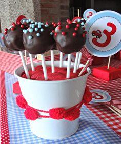 Claves para hacer cake pops