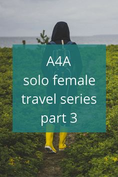 This series includes tales from women all over the world sharing their experiences, inspiration and tips for solo female travel.