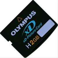 2GB 18pin xD Picture Card H Type Olympus in Sandisk Retail SDXDH-2048