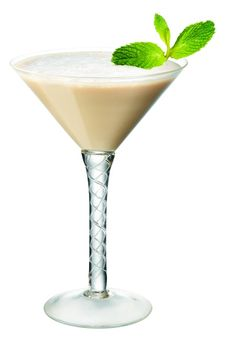 The Shamrock-tini - 2 oz Baileys with a Hint of Milk Chocolate and ½ oz vanilla-flavored vodka.