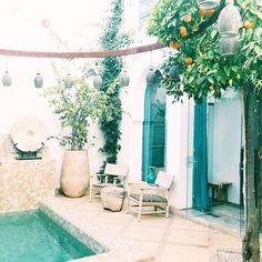 Riad Dyor, Morocco