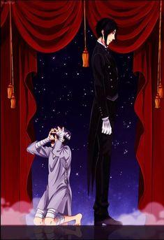 Black Butler - Sebastian & Ciel