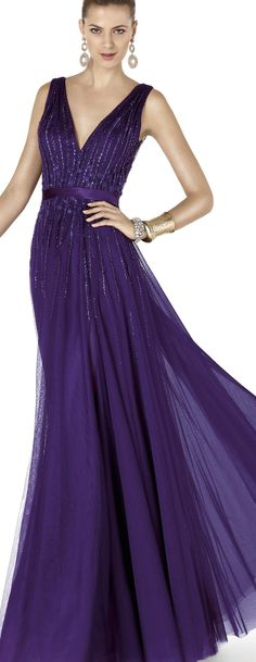 OMG....and I have to find an evening gown....is purple my color??? It's my company's color! Woohoo!