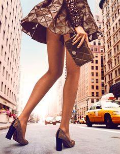Coach Fall 2013 Footwear | American Luxury