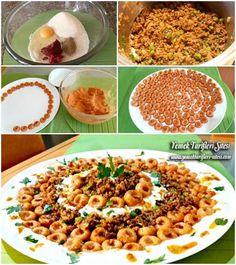Kıymalı Fellah Köftesi Tarifi – Pilav tarifi – The Most Practical and Easy Recipes Turkish Recipes, Ethnic Recipes, Fried Rice, Fries, Beans, Vegetables, Breakfast, Food, Dishes