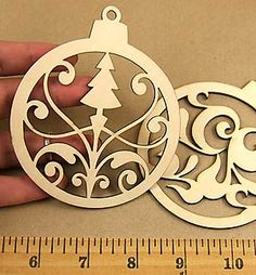 ornament find this pin and more on laser cut christmas - Wooden Laser Cut Christmas Decorations
