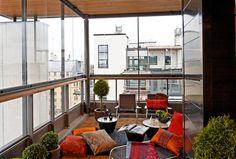Sueña, crea, decora como siempre habías imaginado con los cristales para terrazas Lumon