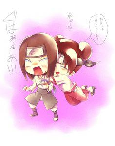 nejiten Shikatema, Sasuhina, Naruto Couples, Anime Couples, Anime Chibi, Anime Naruto, Naruto Comic, Naruto Shippuden, Boruto