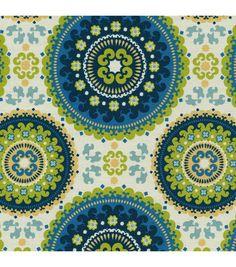 Outdoor Fabric- Solarium Bindis Summer
