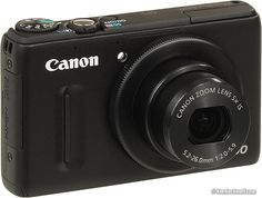 Looking for a step up from your cameraphone? The Canon S series is an excellent choice.