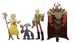 Prydain Character Lineup by StarvingStudents ★    CHARACTER DESIGN REFERENCES (https://www.facebook.com/CharacterDesignReferences & https://www.pinterest.com/characterdesigh) • Love Character Design? Join the #CDChallenge (link→ https://www.facebook.com/groups/CharacterDesignChallenge) Promote your art in a community of over 40.000 artists!    ★