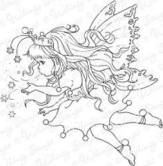 Snowflake Fairy Princess