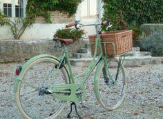 Belle couleur, beau vélo