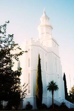 St. George, Utah Mormon Temple