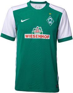 Werder Bremen 2015-16 Nike Home