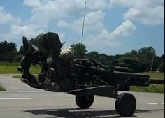 """Convoy Of Howitzers Roll Down Mississippi Hwy Towards Texas - 100-Year Marathon To Enthrone China At Helm While Chinese Troops Enforce Obama's Martial Law To Save The World      By Stefan Stanford - All News Pipeline - Live Free Or Die  """"To save itself, to save the world, China must prepare to become the [world's] helmsman.""""  Please email pictures, videos and news tips to allnewspipeline@inbox.com.  For over 65 years, the nation of China has been secretly working upon implementing a…"""