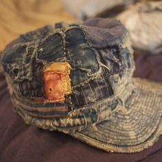 KAPITAL Boro Hat