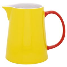 My Jug Large Yellow Red
