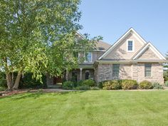 SOLD! 7656 Beebalm Court, Dexter, MI. Brass Creek Subdivision. Listed for $439,900.