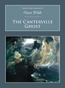 Conquering the Classics: The Canterville Ghost by Oscar Wilde. Is Lucretia Tappan Otis my ancestor? I have always wondered!