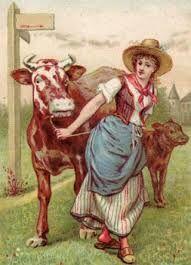 """Résultat de recherche d'images pour """"traire une vache à la main"""""""