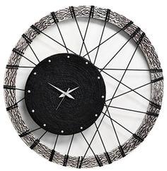 Оригинальные настенные часы своими руками ( ФОТО ) - IQInterior