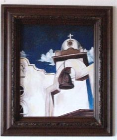 Art b Ramiro Ordonez, Acrylic painting