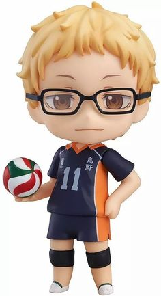 · Are you interested in this anime Orange Rouge Haikyuu!! Kei Tsukishima Figure?   · This cool element is perfect for anime fashion.  · Body of Hangings made from Finished PVC Coating.  · The store Moe energy are rich in various kinds of anime figures with different styles,such as cosplay,harajuku clothing and accessories. Free shipping available if your order is over $35!   #Haikyuu!! #anime #cool   via @moeenergyofficial Haikyuu Nendoroid, Haikyuu Anime, Haikyuu Tsukishima, Otaku, Anime Toys, Anime Figurines, Smart Art, Popular Anime, Anime Merchandise