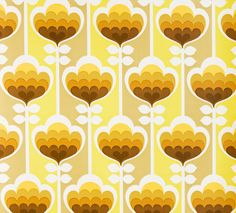 Vintage Wallpaper ~ Retro Villa