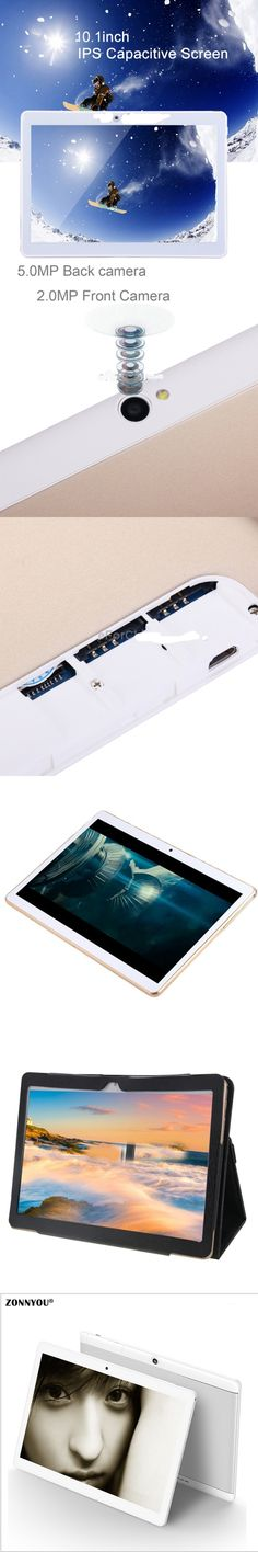 10.1 inch Original 3G Tablet Pc Phone Call Dual SIM card Android 1280x800 Octa Core Tablets PCS 32B Wifi Bluetooth GPS Tablet