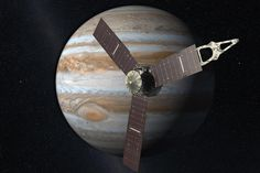 NASA's Juno takes long-distance leap for solar-powered craft - CSMonitor.com