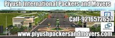 Piyush Packers & Movers: Packers And Movers In Gurdaspur l