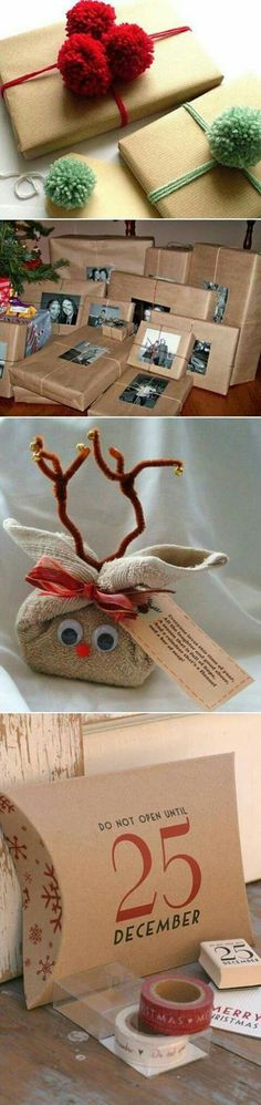 The Rudolph facecloth would be fun to do something similar for our girls group, if we're well established by Christmas.