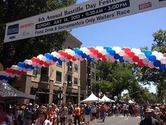 bastille day waiters race sacramento