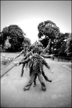 Rare Floyd photos from the Jill Furmanovsky archive