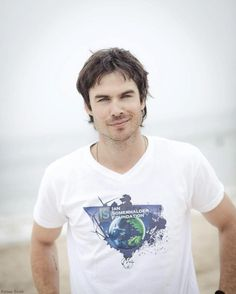 I have this same shirt! Ian will autograph this for me on 10/19/14!!!!!!