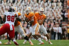 Tennessee Victory over Arkansas State ( 34 to19 ),  9/6/14, Picture 2 of 29.