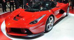 Ferrari shows 949HP LaFerrari hybrid, gives FF drivers iPad minis and Siri