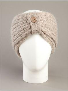 Inspires: Chunky Knit Headband