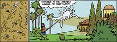 Super Heroes Between The Panels: Wonder Woman