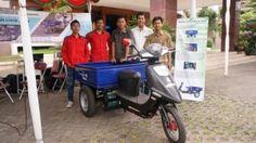 Tim mahasiswa Fakultas Teknik Universitas Negeri Yogyakarta menciptakan sepeda listrik niaga yang dilengkapi bak berukuran 100×90 centimeter, dan tinggi 30 centimeter.