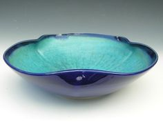 Salad Bowl  Pasta Bowl  Serving Bowl  Made by clearmountaincraft, $130.00