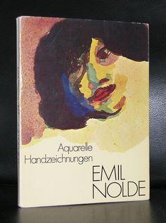 kunsthalle Bremen # EMIL NOLDE , Aquarelle Handzeichnungen # 1971, nm