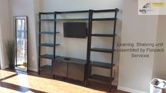 Overstock.com Leaning Bookcase Assembly By Flatpack Assembly IN Downtown  Washington DC Www.flatpackservices