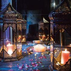 #Bougies - Voyage en Orient | #Candles - Journey in East