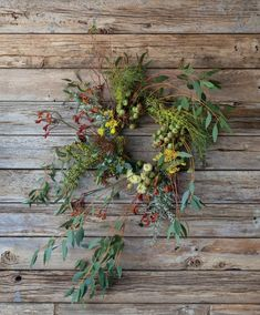 Learn how to make your own seasonal wreaths in new @Studiochoo 'The Wreath Recipe Book': http://lat.ms/11k5bzm